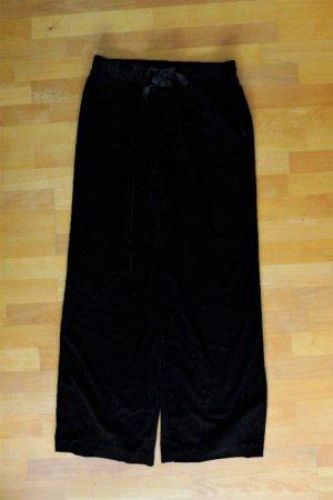 Zara Woman Pantalon Marlene noir