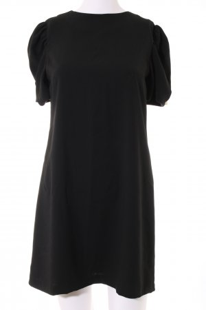 Zara Woman Shirtkleid schwarz Casual-Look