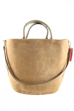 Zara Woman Shopper braun Casual-Look