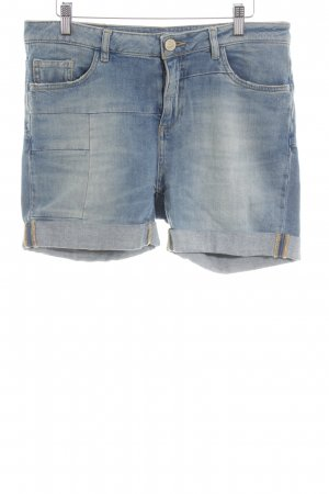 Zara Woman Shorts blau Casual-Look