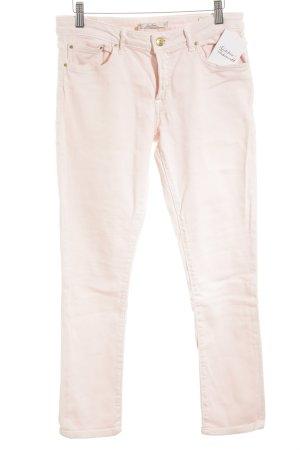 Zara Woman Skinny Jeans mehrfarbig Casual-Look