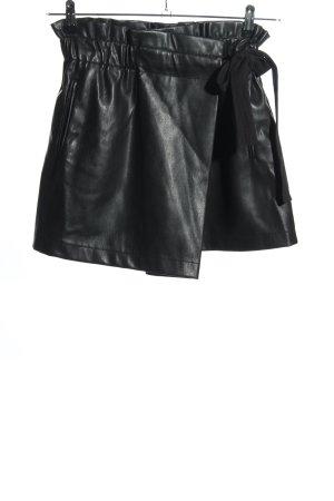 Zara Woman Skorts schwarz Casual-Look