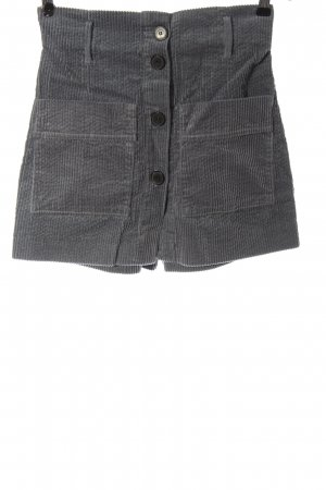 Zara Woman Skorts hellgrau Casual-Look