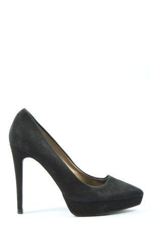 Zara Woman Spitz-Pumps schwarz Business-Look