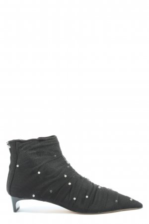 Zara Woman Spitz-Pumps schwarz Casual-Look