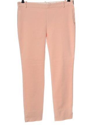Zara Woman Stoffhose pink Casual-Look