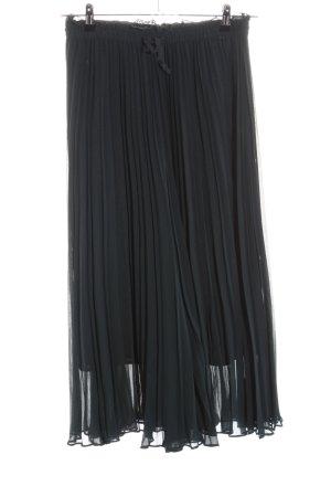 Zara Woman Stoffhose khaki Casual-Look