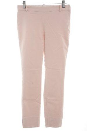 Zara Woman Stoffhose rosé Elegant