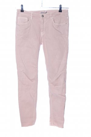 Zara Woman Stretch Jeans pink Casual-Look