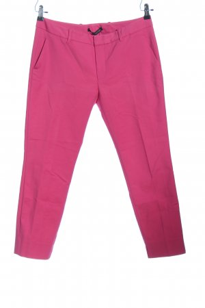 Zara Woman Stretchhose pink Casual-Look