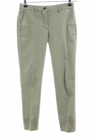 Zara Woman Stretchhose khaki Casual-Look