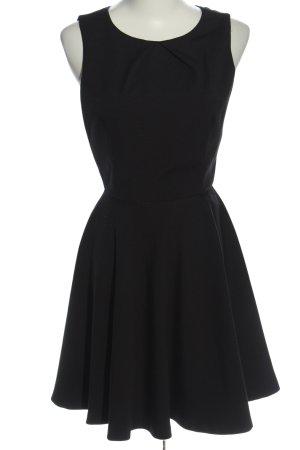 Zara Woman Strickkleid schwarz Casual-Look