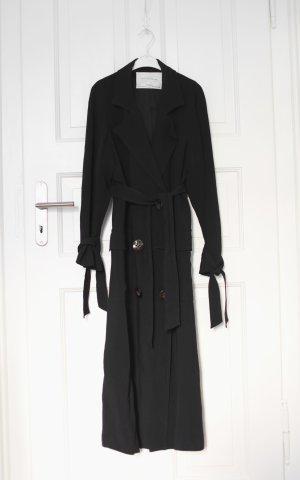 Zara Woman Trenchcoat noir