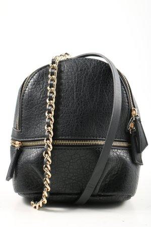 Zara Woman Tagesrucksack schwarz Casual-Look