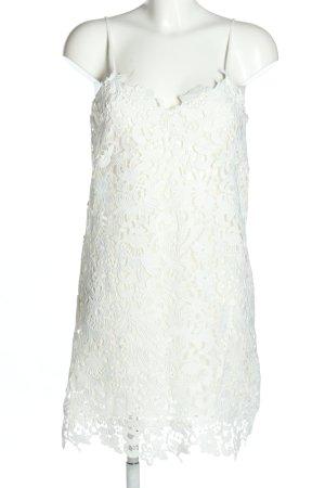 Zara Woman Trägerkleid weiß Elegant