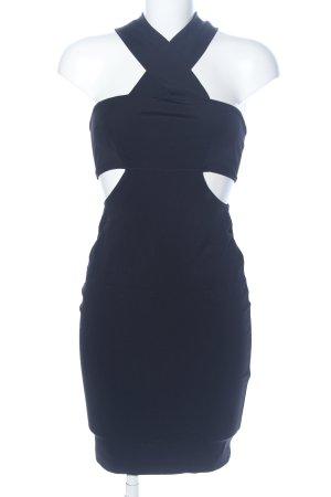 Zara Woman Trägerkleid schwarz Casual-Look