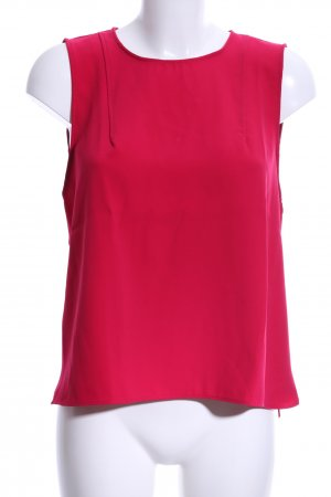 Zara Woman Trägertop rot Casual-Look