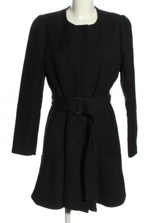 Zara Woman Trenchcoat schwarz Casual-Look