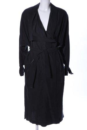 Zara Woman Trenchcoat schwarz Elegant