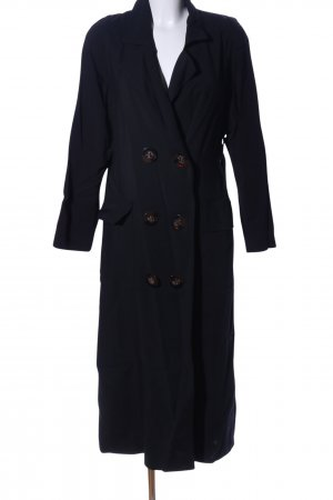 Zara Woman Trenchcoat schwarz Casual-Look