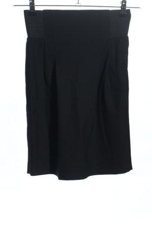 Zara Woman Gonna a tulipano nero stile casual
