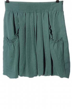 Zara Woman Spódnica w kształcie tulipana zielony W stylu casual
