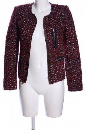 Zara Woman Tweedblazer meliert Casual-Look