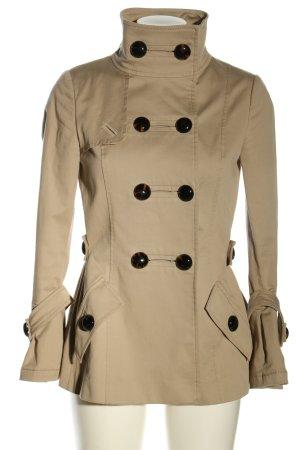 Zara Woman Übergangsjacke goldfarben Casual-Look