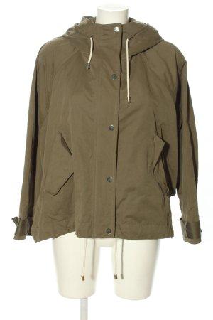 Zara Woman Übergangsjacke khaki Casual-Look