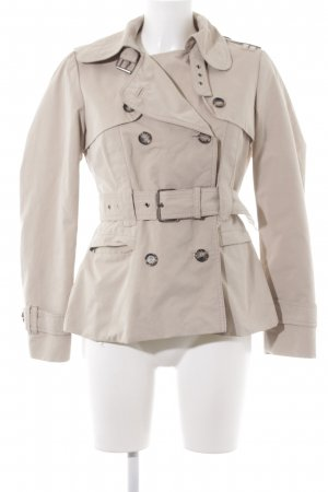 Zara Woman Übergangsjacke beige Street-Fashion-Look