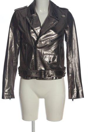 Zara Woman Kurtka przejściowa brąz W stylu casual