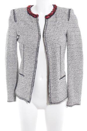 Zara Woman Übergangsjacke mehrfarbig Business-Look