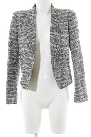 Zara Woman Übergangsjacke meliert Elegant
