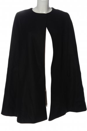 Zara Woman Übergangsmantel schwarz Elegant