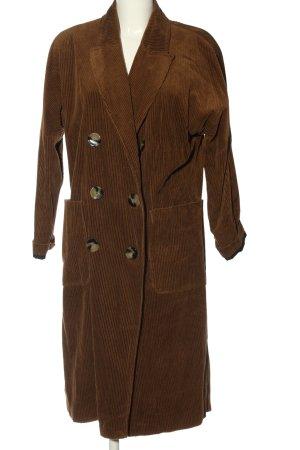 Zara Woman Übergangsmantel braun Casual-Look