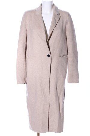 Zara Woman Übergangsmantel pink meliert Casual-Look