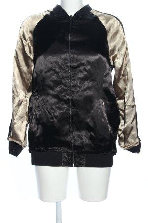 Zara Woman Reversible Jacket black-bronze-colored business style