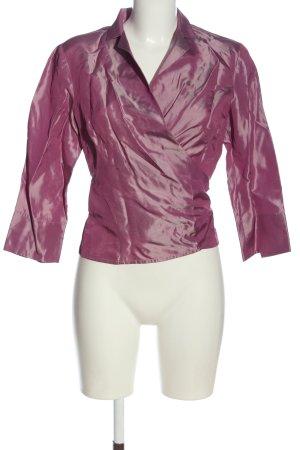 Zara Woman Wikkelblouse roze elegant