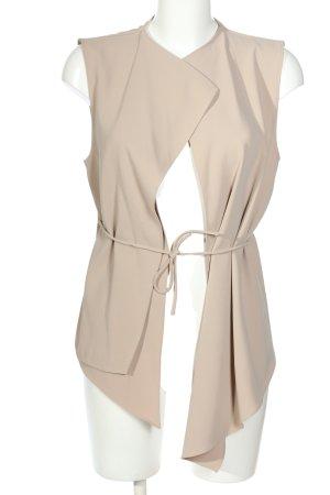 Zara Woman Kopertowa bluzka różowy W stylu casual