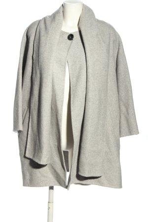 Zara Woman Kurtka zimowa jasnoszary W stylu casual