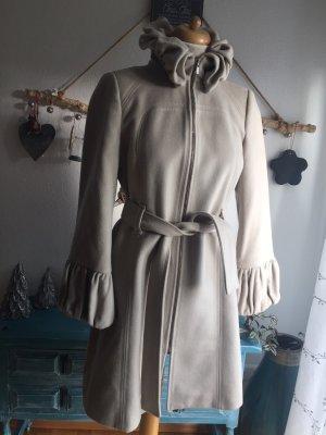 Zara  Woman Wollmantel  Größe M