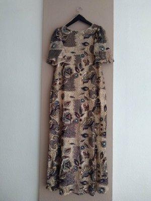 Zara wunderschönes langes Paillettenkleid, Limited Edition, Grösse M-L, neu