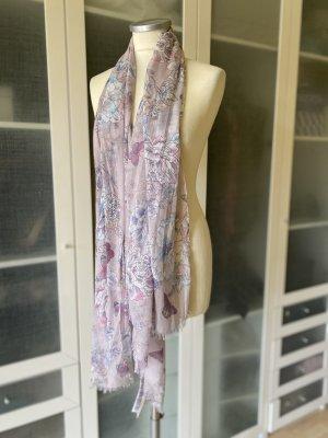 Zara Accesoires Chal veraniego rosa-rosa
