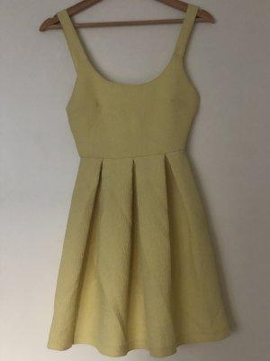 ZARA Yellow Dress XS