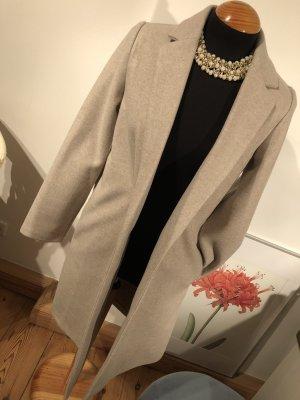 Zara ❤️ zeitloser Mantel Beige Sand Creme ❤️ S 36