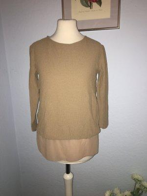 Zara zweilagiger Pullover