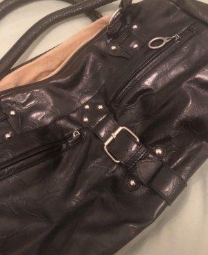 Zario Handtasche schwarz