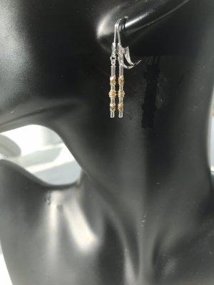 Juwelier Boucles d'oreilles en argent argenté