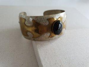 Bracciale argento-oro