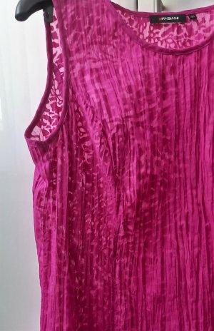 Fabiani Kreukelblouse violet